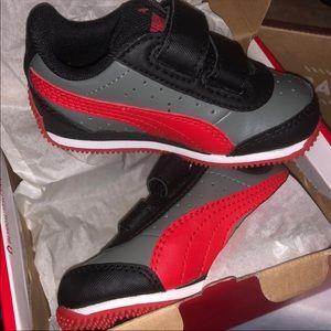 Baby Puma Speed Light Up Sneakers 3C